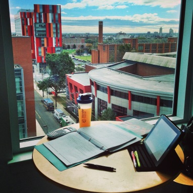 The View from Temple University