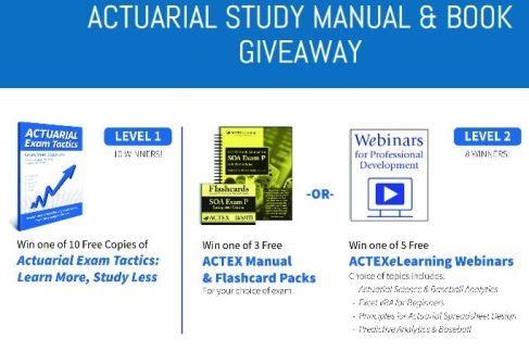 Study Manual Raffle