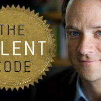 """""""Greatness isn't born. It's grown. Here is How."""" Talent Code by Daniel  Coyle"""